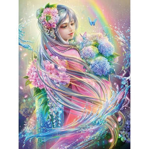 Pastel Princess - 5D Diamond Painting - 5D Diamond Painting - DIY Kits