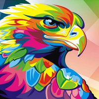 Eagle Vision - 5D Diamond Painting - 5D Diamond Painting - DIY Kits