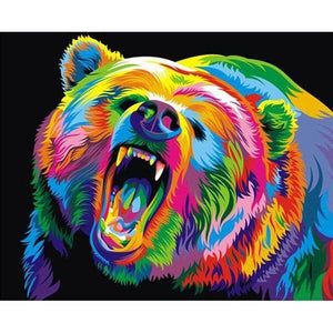 Full Roar - 5D Diamond Painting - 5D Diamond Painting - DIY Kits