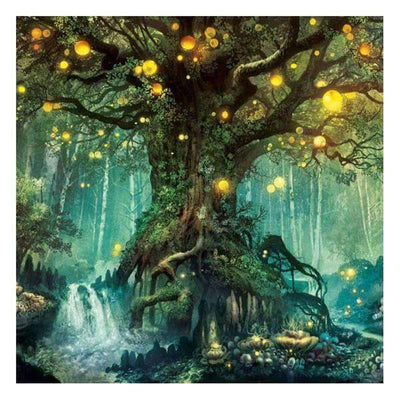 Fantasy Forest - 5D Diamond Painting - 5D Diamond Painting - DIY Kits