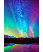 Northern Shimmer - 5D Diamond Painting - 5D Diamond Painting - DIY Kits