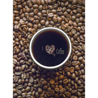 I Heart Coffee - 5D Diamond Painting - 5D Diamond Painting - DIY Kits
