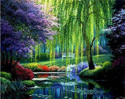Secret Garden - 5D Diamond Painting - 5D Diamond Painting - DIY Kits