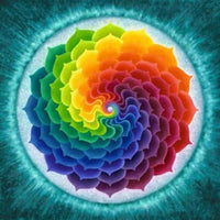 Mandala Rainbow - 5D Diamond Painting - 5D Diamond Painting - DIY Kits
