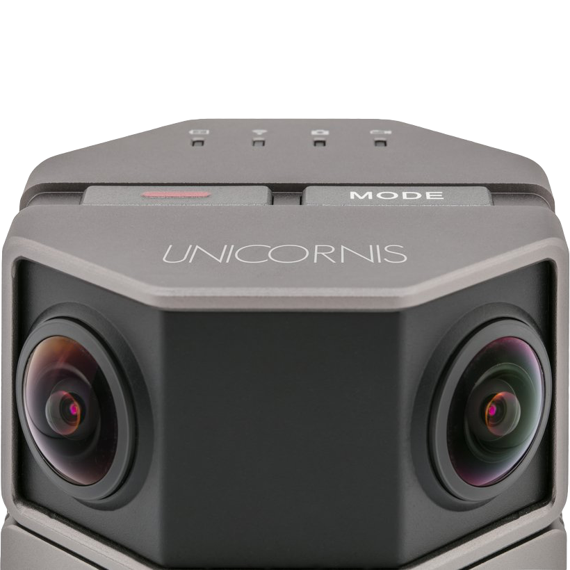 Unicornis360 Professional Live-Streaming 360 Degree Camera