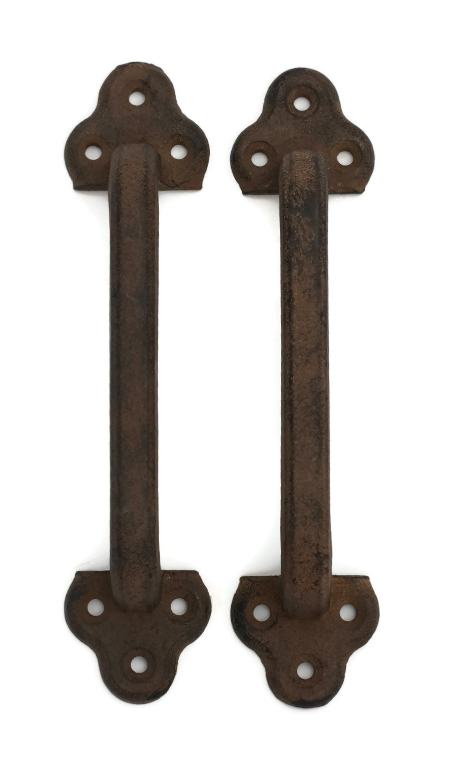 Antique Looking made of Cast Iron Rustic Handle for Barn Door or Gate Pull
