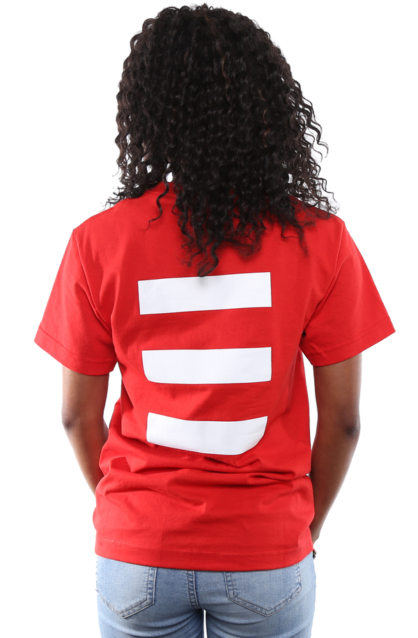 The Signature Tee - Red