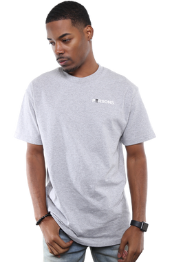 The Signature Tee - Gray
