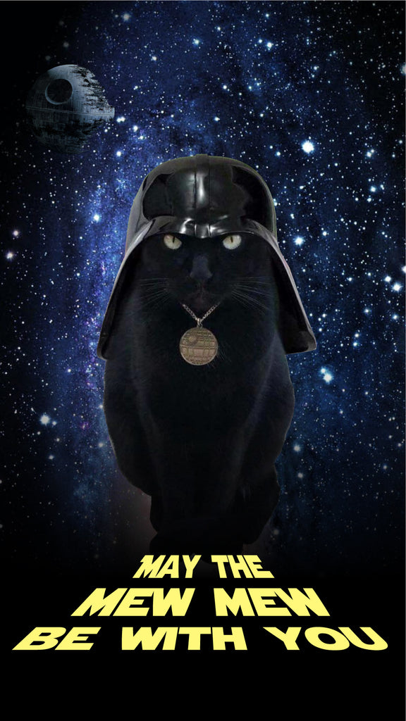 May The Mew-Mew Be With You!