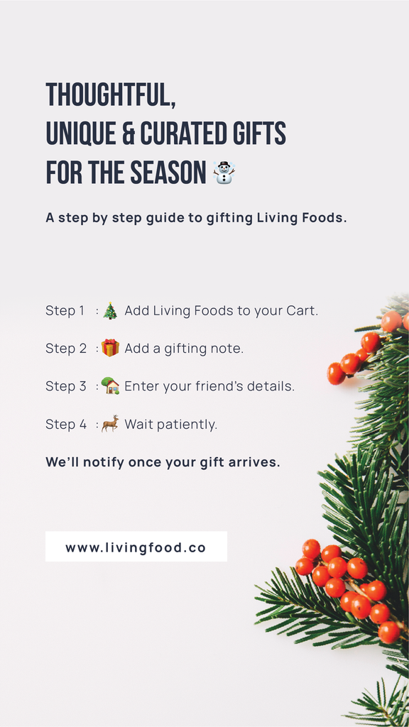 It's The Season Of Giving: Thoughtful & Unique Gifts