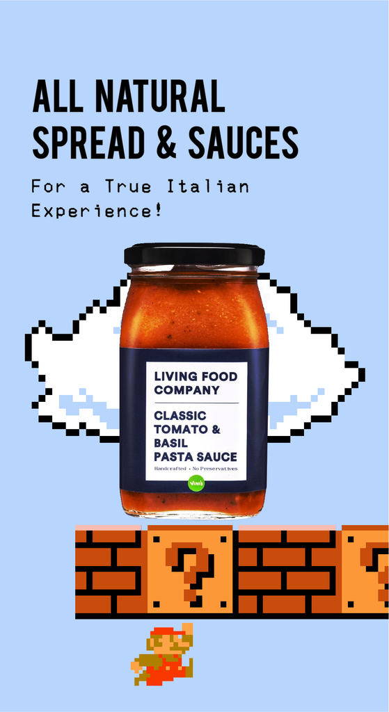 How about something Italian? Pizza Sauce, Pasta Sauces and More