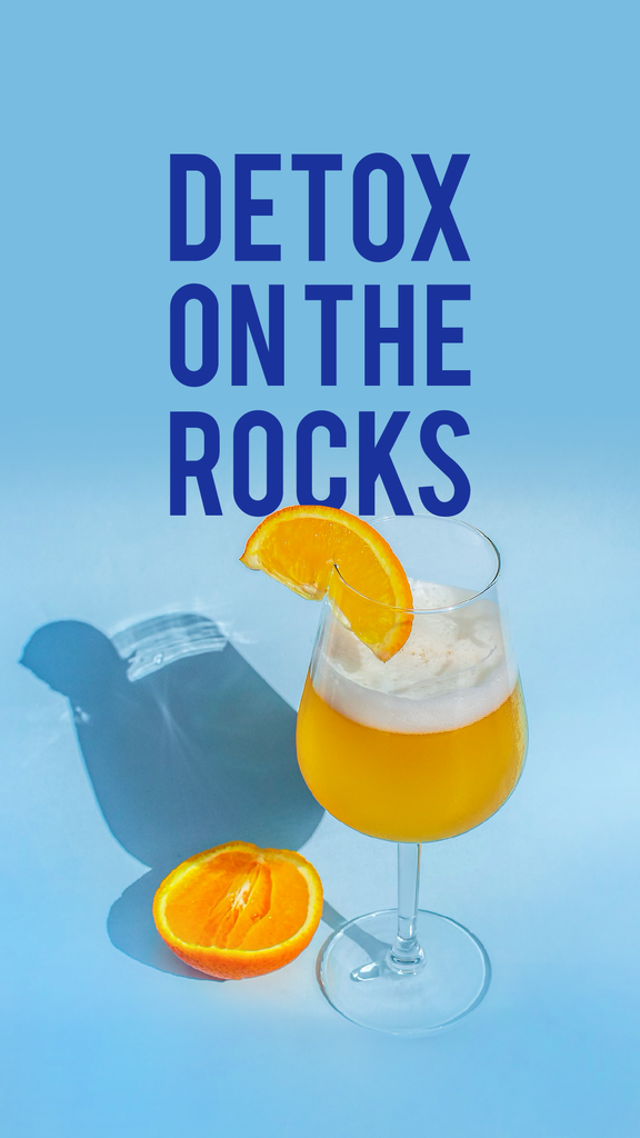 Detox on the Rocks