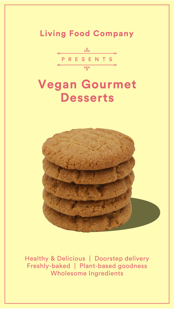 Introducing Plant-based Gourmet Goodies