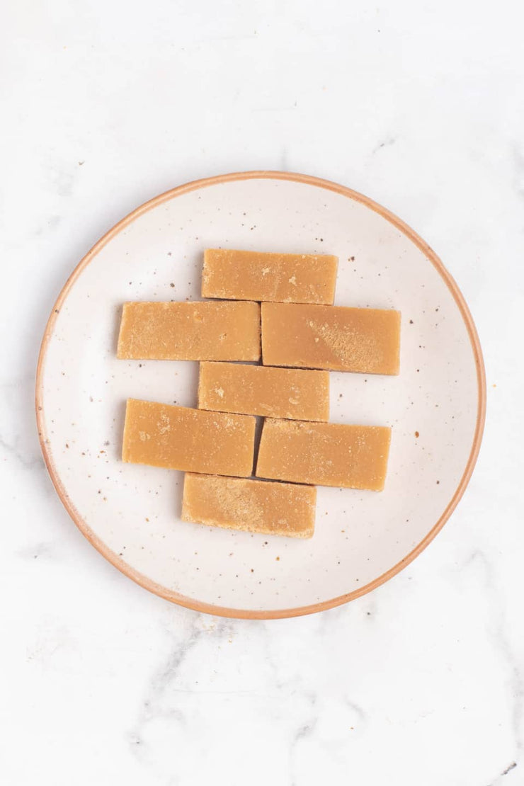 Original Mysore Pak (Vegan and Gluten-Free)