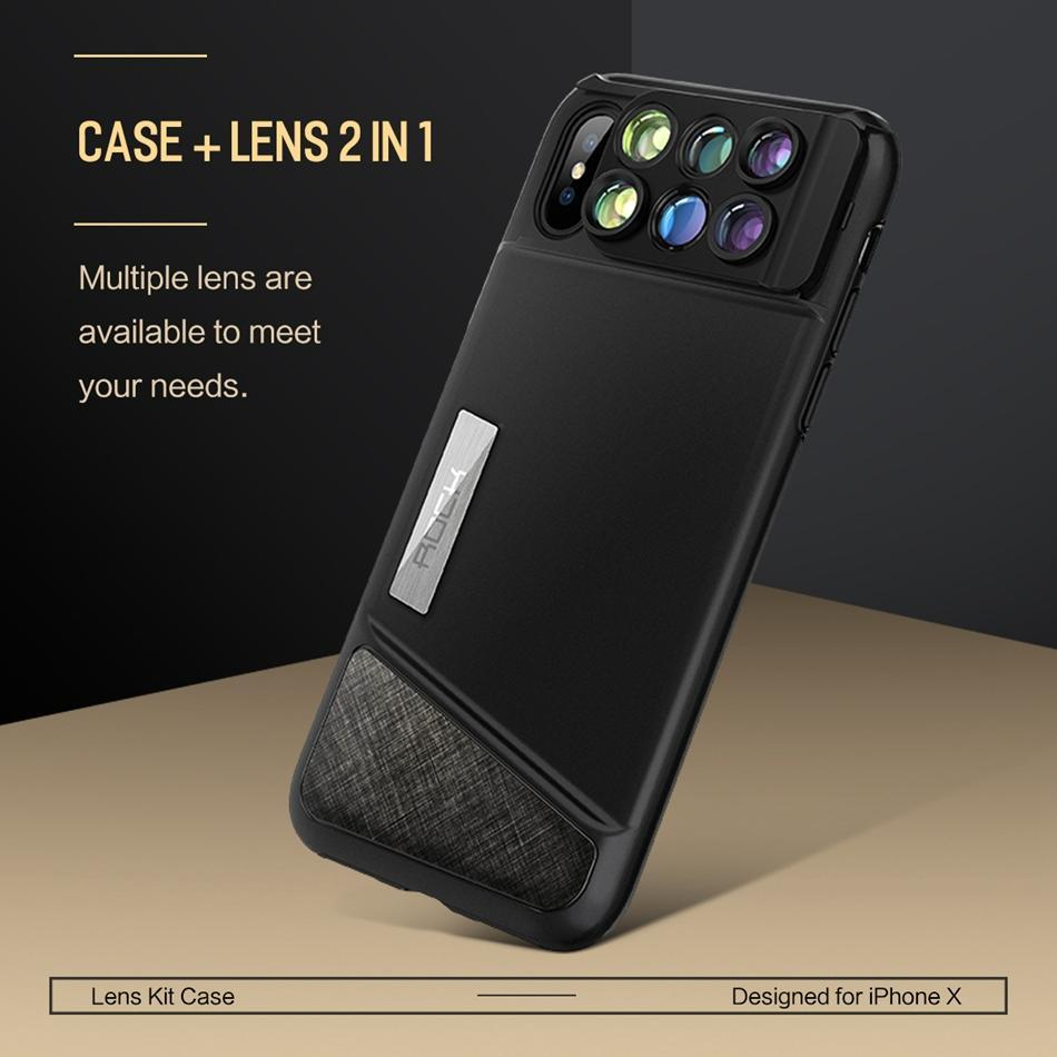 iPhone Camera Lens Case