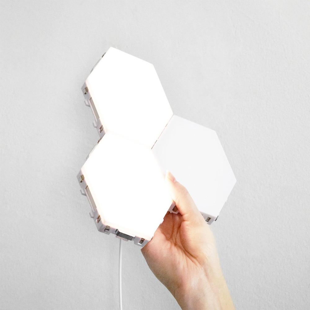 HexaLamp™️ - LED Wall Lamp