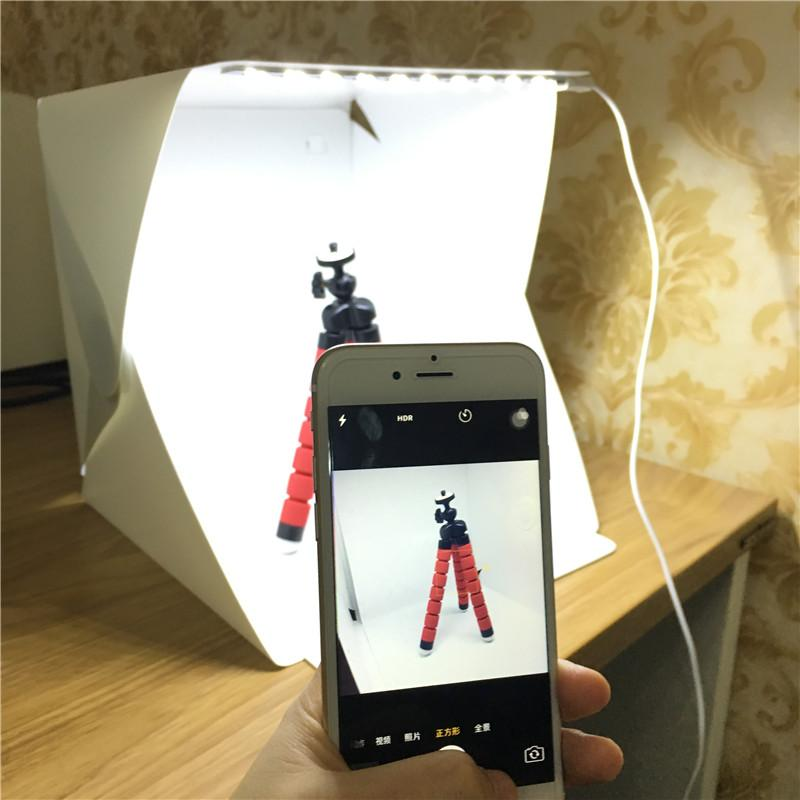 Folding Portable Lightbox Studio