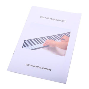 Electronic Roll Up Piano