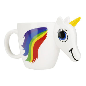 Unicorn Heat-Reactive Mug