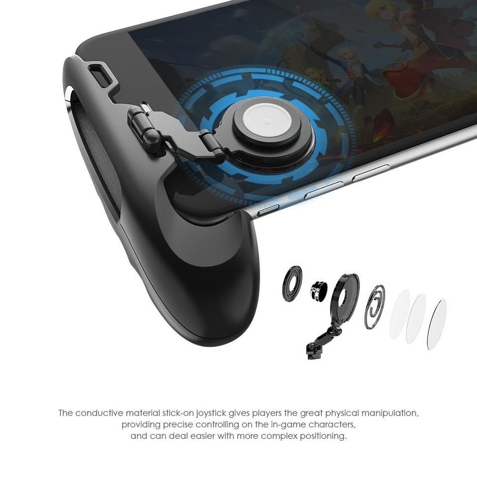 Portable Game Grip Controller for Android and Iphone