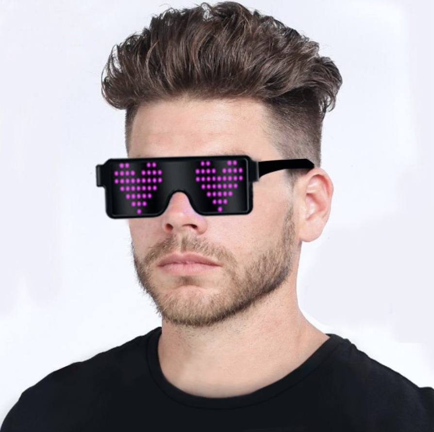 Optic Glow - Glowing Glasses