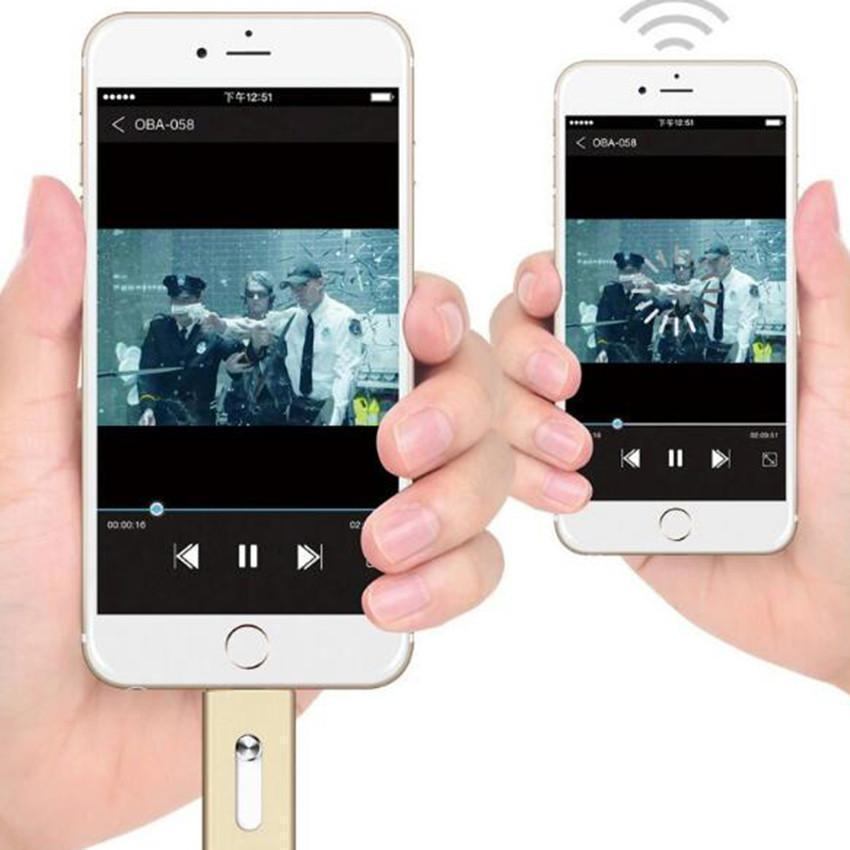 iPhone USB Key Flash Drive