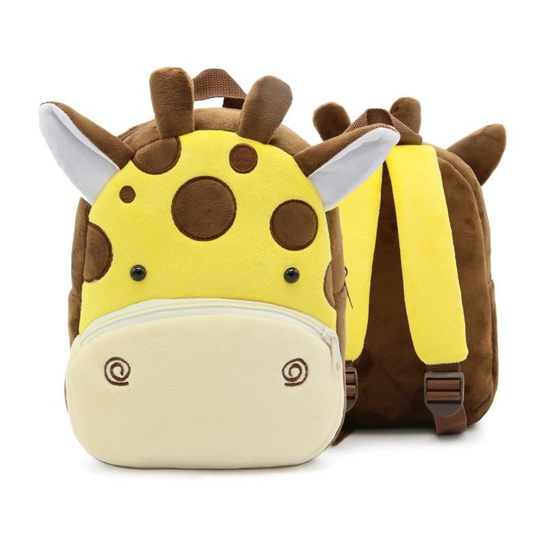 Zoo Animal Backpacks