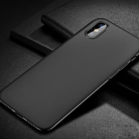 """Cover X"" — Ultra Premium 360 Degree Cover for iPhone X"