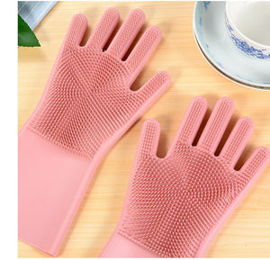 Magic Cleaning Gloves