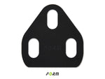 Cleat Wedge 1° Universal 3 hole Kit