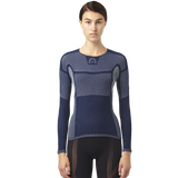 Women's DRYNAMO Winter Cycle Long Sleeve Base Layer NAVY