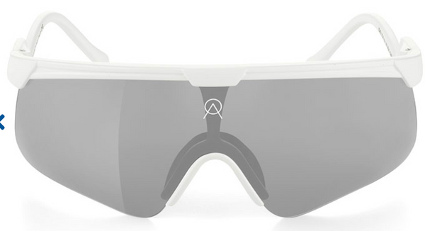 Alba Optics Delta White Mr Silver