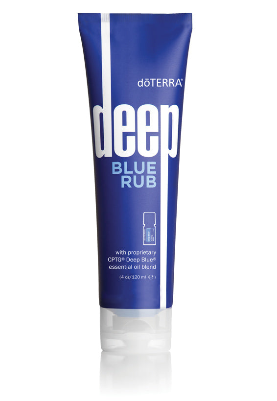 Ice Blue Rub - doTERRA Essential Oil