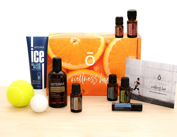 doTERRA Active Sports Kit