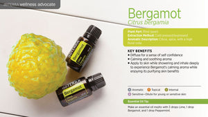 Begamot 15ml - Be Essentially Healthy
