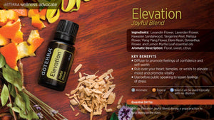 Elevation 15ml - Be Essentially Healthy