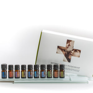 doTERRA Family Essentials Collection Kit with Smart & Sassy