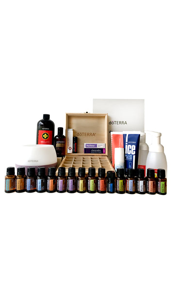 doTERRA's Nature's Solution Kit - doTERRA Essential Oil