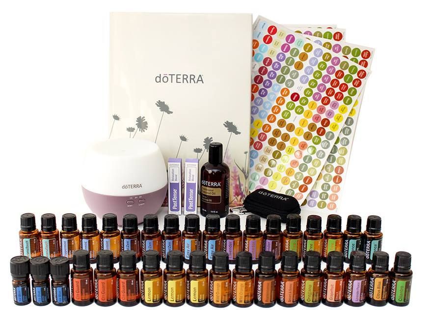 doTERRA Oil sharing Kit - Be Essentially Healthy