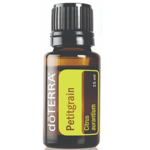 Pettigrain Essential Oil 15ml