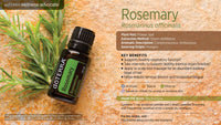 Rosemary 15ml - doTERRA Essential Oil
