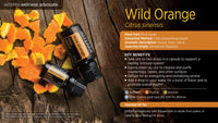 Wild Orange 15ml - doTERRA Essential Oil