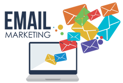 Consulting Fee for Email campaign - 70,000 addressess with 2 followup emails