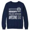 Image of Limited Edition - This Mississippi Police Officer Is An Awesome Dad