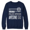 Image of Limited Edition - This Virginia police officer is an awesome dad