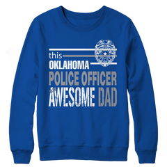 Limited Edition - This Oklahoma Police Officer Is An Awesome Dad