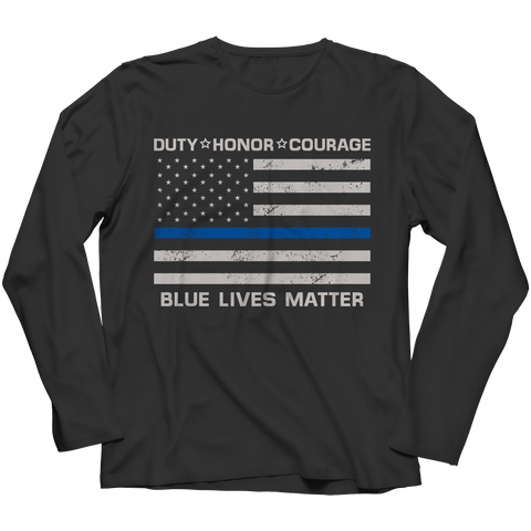 Limited Edition - Duty Honor Courage