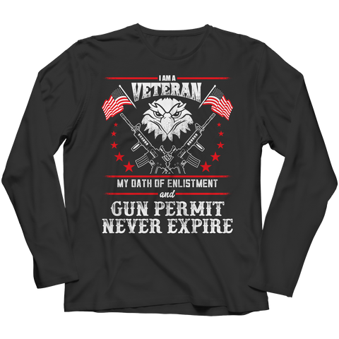 Limited Edition - I Am A Veteran
