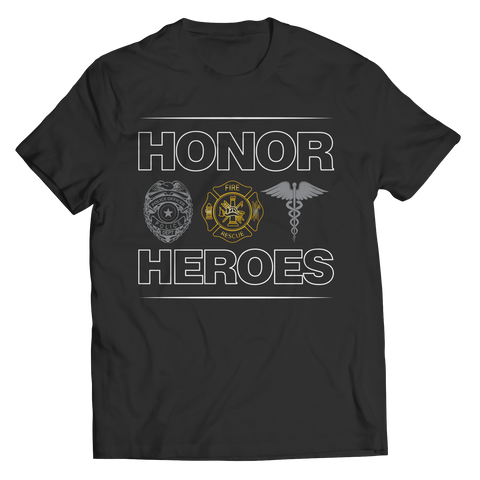 Limited Edition - Honor Heroes Fire Fighter