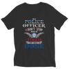 Image of I'm A Police Officer I Don't Stop - Unisex Shirt